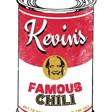 Kevin's Famous Chili  by bleedesigns