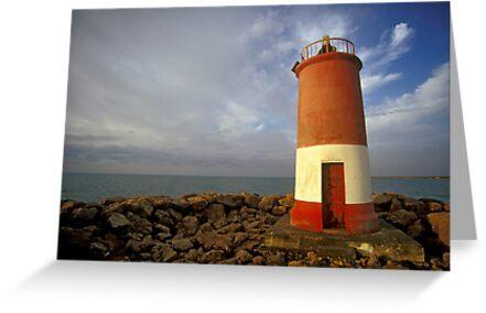 Lighthouse, Djerba (Tunisia) by Petr Svarc