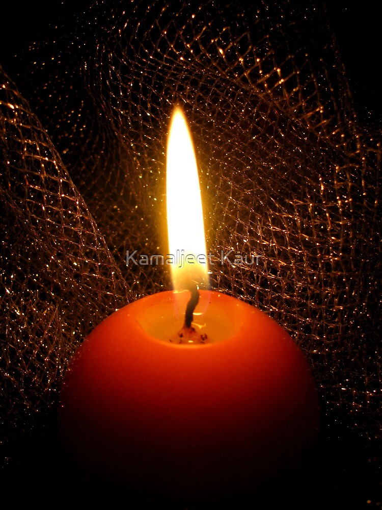 FLAME by Kamaljeet Kaur