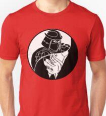 TMNT - Yin Yang - Shredder & Splinter 04 - White Unisex T-Shirt