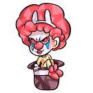 clown by nickienac