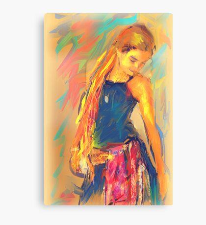 ADRIANA KK Canvas Print