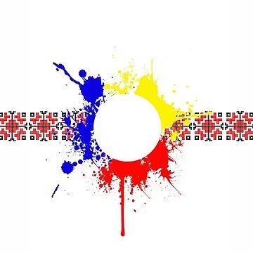 romania traditional symbol by tony4urban