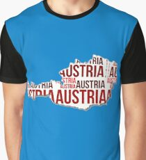 AUSTRIA - AUSTRIA Graphic T-Shirt