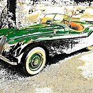 Iconicly British 1952 by John Schneider
