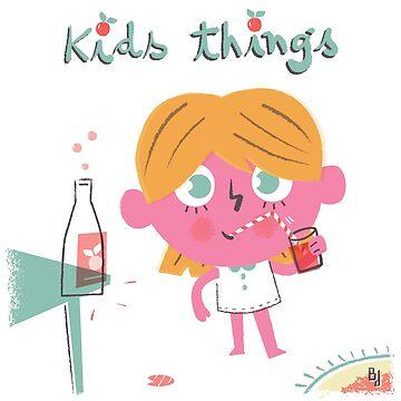 Kids things by marcelobadari