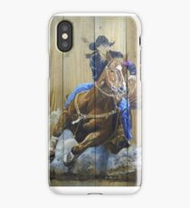 Barrel Racing iPhone Case/Skin