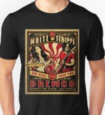 the stripes white brew 2019 utari Unisex T-Shirt