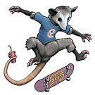 Ehrfürchtigstes Opossum von joshbillings