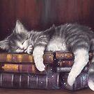 Keeper of the Books by Svenja Gosen
