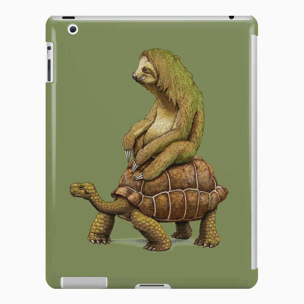 La velocidad es relativa Funda y vinilo para iPad
