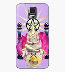 The Hierophant - Blood Bread and Roses Tarot Case/Skin for Samsung Galaxy