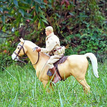 Horseback Riding by FrankieCat