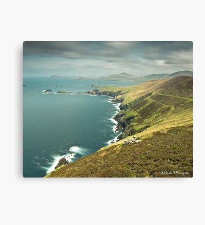 Great Blasket Island Canvas Print