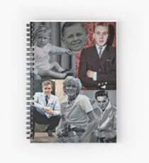 BILLY FURY 'Forever Young' Spiral Notebook