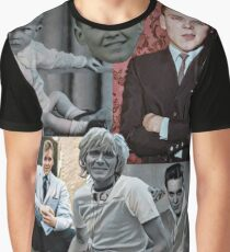 BILLY FURY 'Forever Young' Graphic T-Shirt