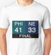 scoreboard Unisex T-Shirt