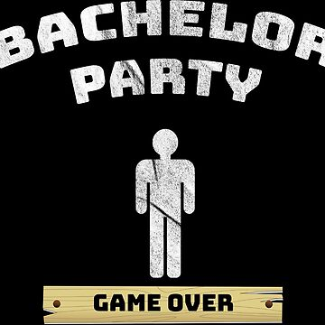 Bachelor Party Bachelor Party Shirt by hourglass7