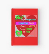 Ho'oponopono Hardcover Journal