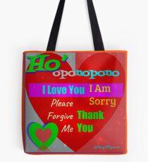 Ho'oponopono Tote Bag