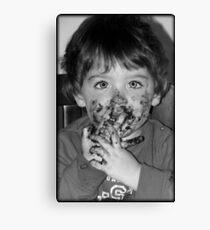 Chocolate Cupcakes! Canvas Print
