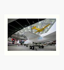 Airspace at Duxford Art Print