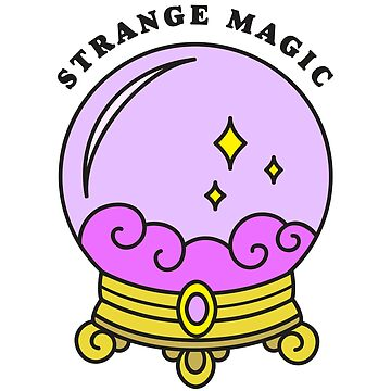 Strange Magic by theroyalsass