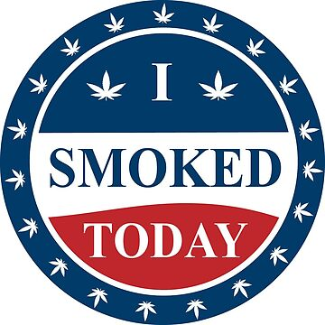 I smoked today by teknostate