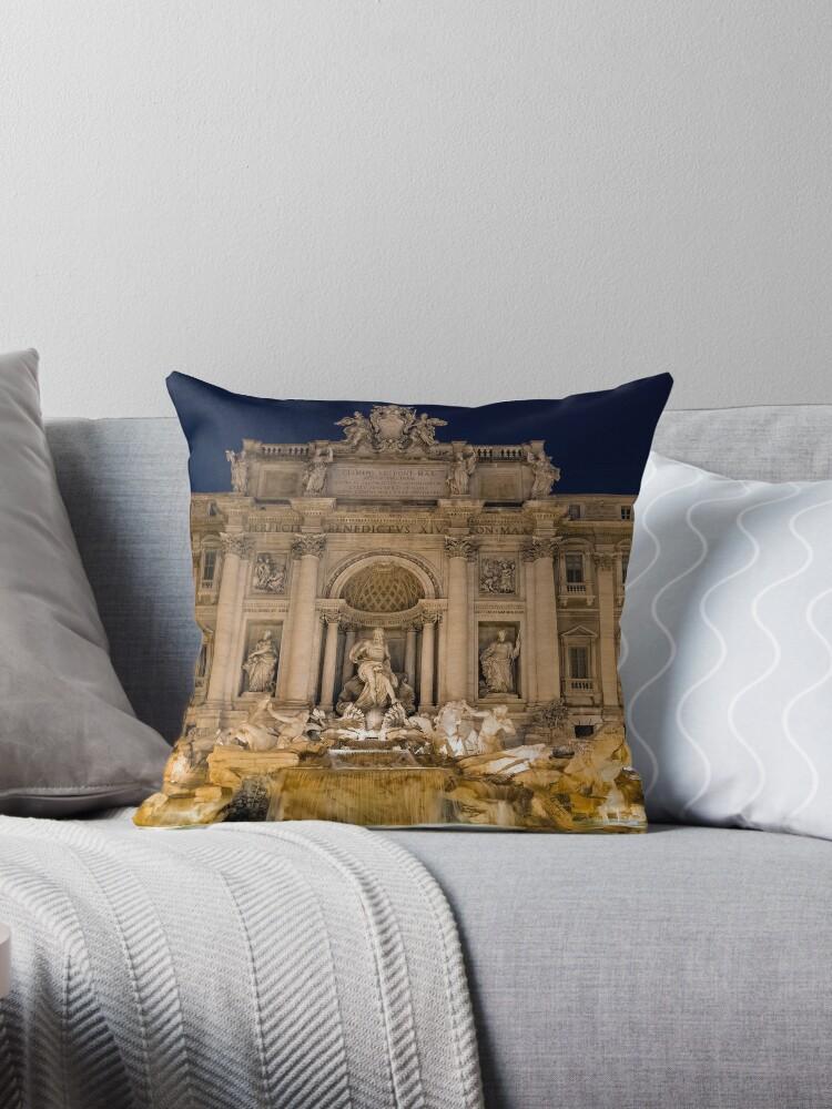Trevi Fountain by Nicholas Conn