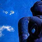 Buddha is Blue by eyesoftheeast