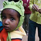 Rajasthani Child by eyesoftheeast