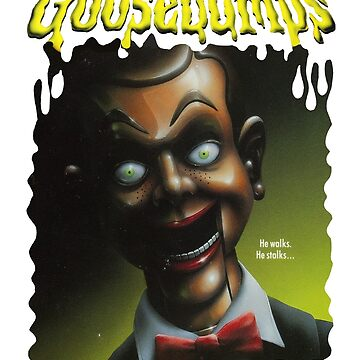 Goosebumps - Night of The Living Dummy by nicolascagedesu