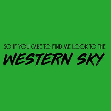 Wicked: Western Sky by broadway-island