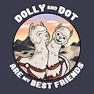 Dolly and Dot 2 by raediocloud
