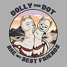 Dolly and Dot by raediocloud