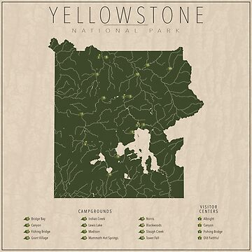 Yellowstone by FinlayMcNevin