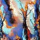 Bushfire by Picatso