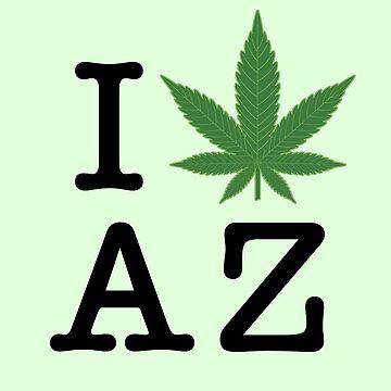 I [weed] Arizona by TVsauce