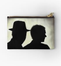 Silhouettes in the Headlights Studio Pouch