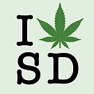 I [weed] San Diego by TVsauce
