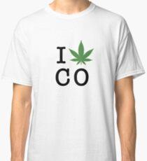 I [weed] Colorado Classic T-Shirt
