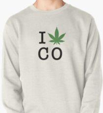 I [weed] Colorado Pullover