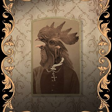 The victorian chicken lady by wetchickenlip