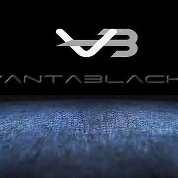VANTABLACK Monogram Logo with Graphic by bebebelle