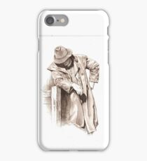 Fence Post iPhone Case/Skin