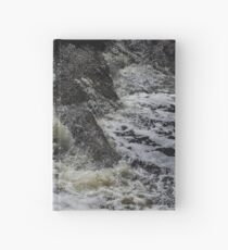 The Ghost in the Falls Hardcover Journal