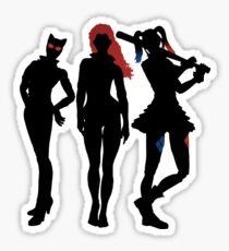 Siren Minimalist Sticker