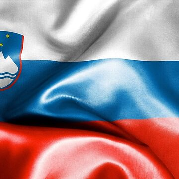 Slovenia Flag by MarkUK97