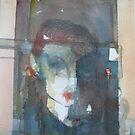 Red lips by Catrin Stahl-Szarka