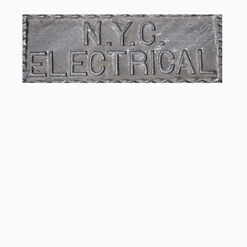 NYC Electrical Sign by funkydive
